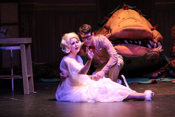 Little Shop of Horrors, October 2013