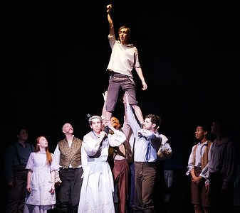 Peter and the Starcatcher, February 2017