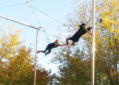 Flying Trapeze Recital 2013