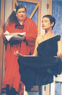 Susan Weber and Lisa Swann