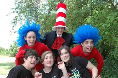 2009-07 Seussical Publicity Photos