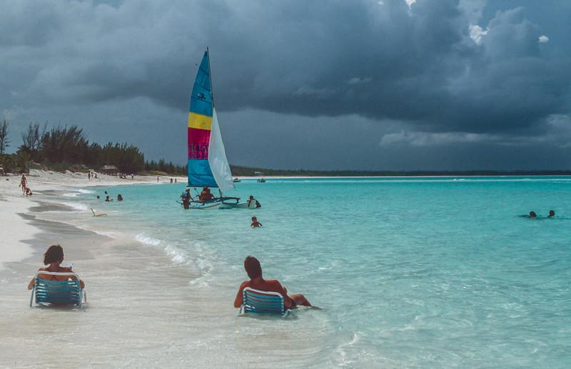 Bahamas, 1989