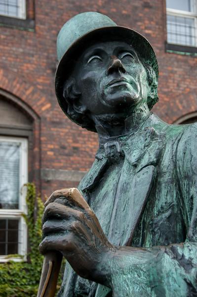 Hans Christian Andersen, Copenhagen, Denmark, 2009