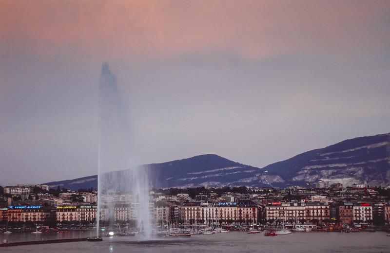 Geneva, Switzerland, 1995