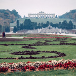 Schönbrunn Palace, Vienna, Austria, 1986
