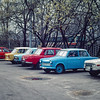 Trabant Heaven, East Berlin, East Germany, 1986