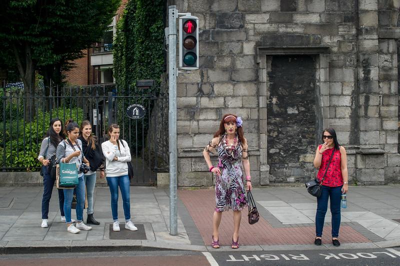 Well, That's Surprising ... Dublin, Ireland, 2014