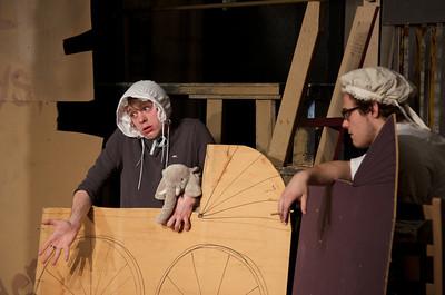 Thornton Wilder Short Play Festival - April 2014