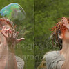 Blowing Bubbles (2012 Fairie Festival)