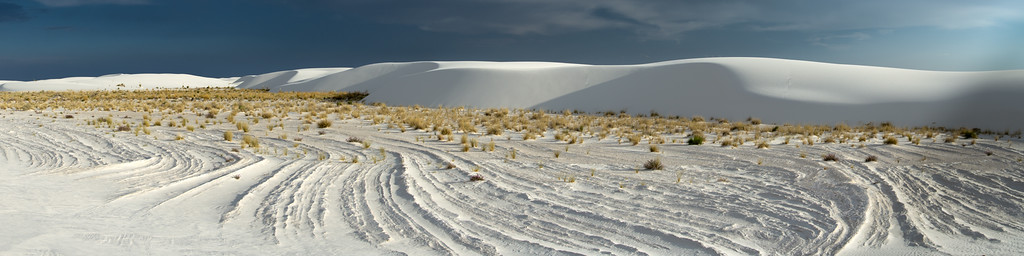 White Sands Patterns