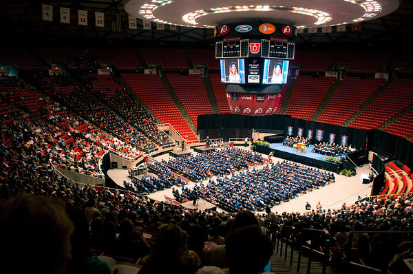 Linda Harmes' Graduation