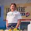 Celebrity chef and TV presenter James Martin.