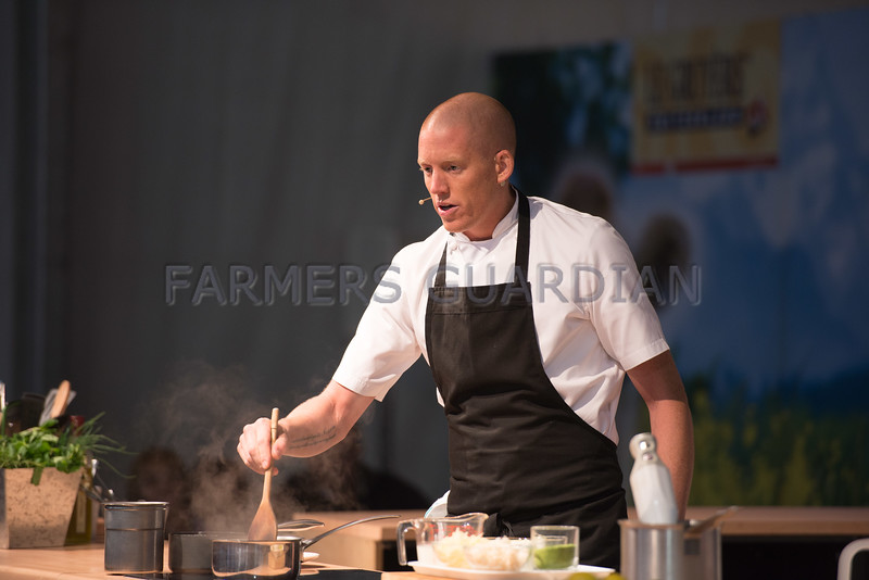 Chef Will Holland.