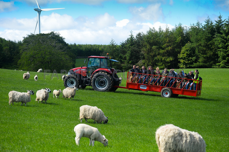 Farm Tours.