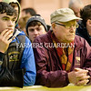 Tense moments during the judging at the Royal Ulster Winter Fair. Photograph: Columba O'Hare/ Newry.ie