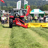 Ref Barry Alston Photo Arvid Parry Jones.  ( Pic 3 )<br /> Royal Welsh Grassland Event held at  Lord Newborough's Rhug Estate, near Corwen. <br /> Mower demonstration.
