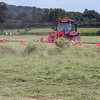 Ref Barry Alston Photo Arvid Parry Jones.  ( Pic 15 )<br /> One of many grass spreading demonstrations.