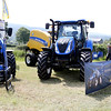 Ref Barry Alston Photo Arvid Parry Jones.  ( Pic 11 )<br /> Two new to Wales tractors, the New Holland T5 and T6 models, were also unveiled during the event.