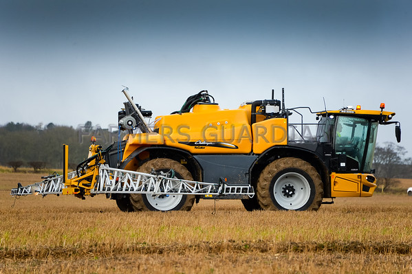 Sprayer Demo Day, North Dalton, Yorks