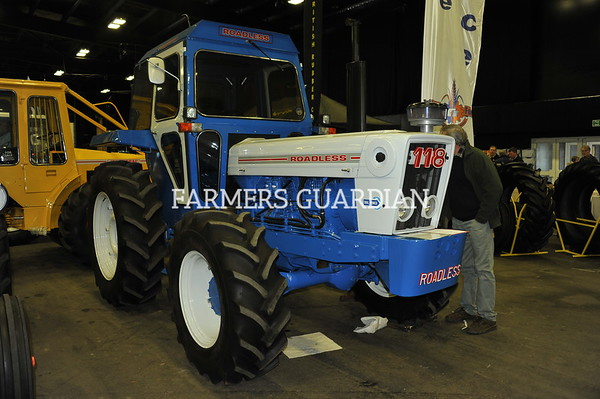 Tractor World Scotland & Classic Commercial Show