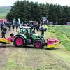 Fendt 724, 240 hp tractor.