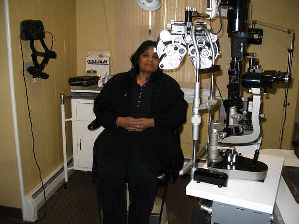 Eye Camp, NJ (Nov 2009)