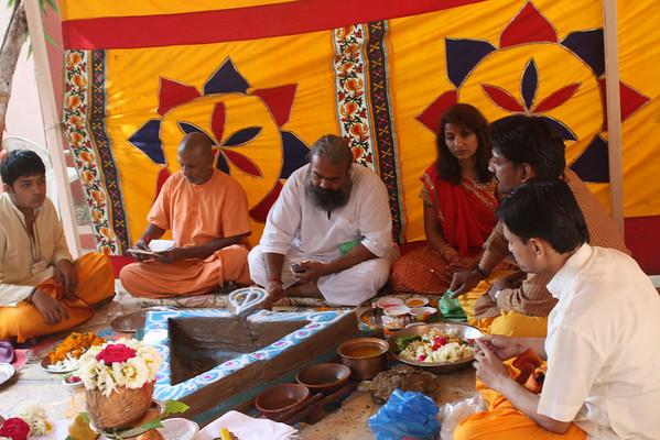 2011 Shiv Ram Maharaj Diksha