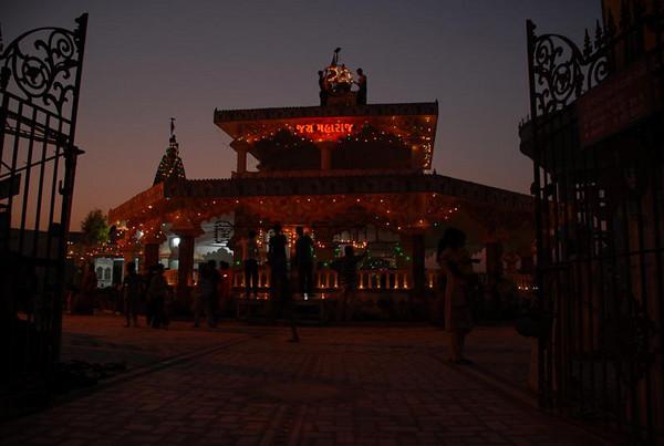 Dev Diwali at Sant Someshwar Mahadev Naidad