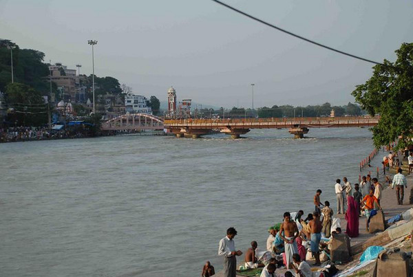 Haridwar (5th Punyathithi P. Narayandas Maharaj)