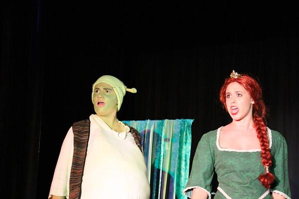 Shrek Fall Play (11.2.17)