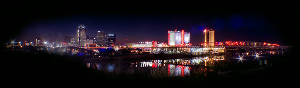 Shreveport Panoramic shot by Spayth Photography & Cinema by Spayth Photography & Cinema