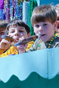 Highland Mardi Gras Parade 2006
