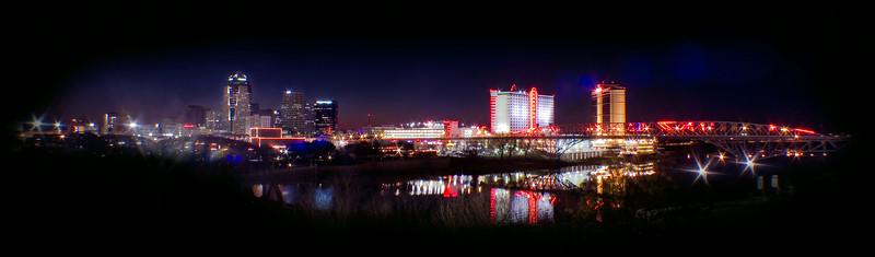 Shreveport Panoramic shot by Spayth Photography & Cinema by Spayth Photography & Cinema