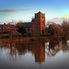 River Severn and St Eta's church, Atcham.