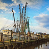 Shrimpboat Docks<br /> Georgetown, SC