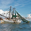 """The Poor Boy""<br /> St. Helena Sound<br /> St. Helena Island, SC"