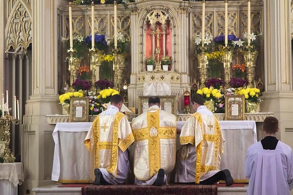 Solemn High Mass 2018