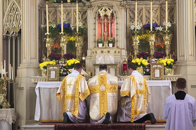 Solemn High Mass 2018