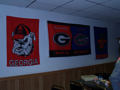 Georgia/Florida Game Party 2008