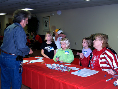 WJSC Kids Christmas Party 2008