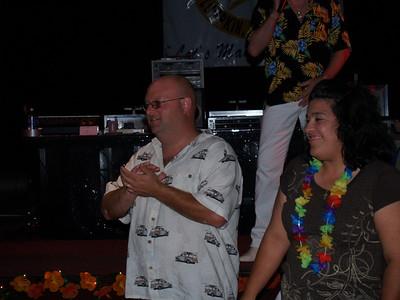 WJSC Luau 2008