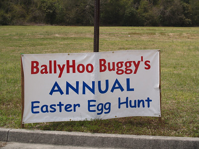 Ballyhoo Easter Egg Hunt 2010