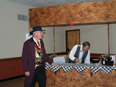 1st Annual WJSC Murder Mystery