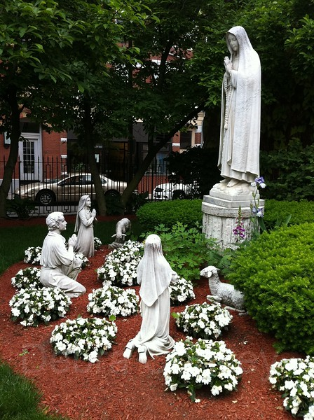Our Lady of Fatima, St. Leonard Catholic Church, Boston, Massachusetts