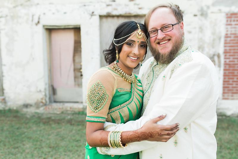 Shrinidhi and Robert Wedding