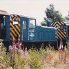 03189 sits in the Rosebay Willowherb at March on 29th July 1990