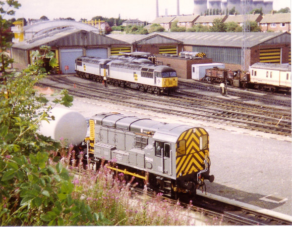 Shunters far and wide