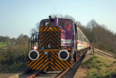 Shunting Locomotives