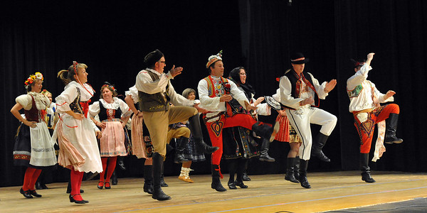 St Paul Chech and Slovak Dancers