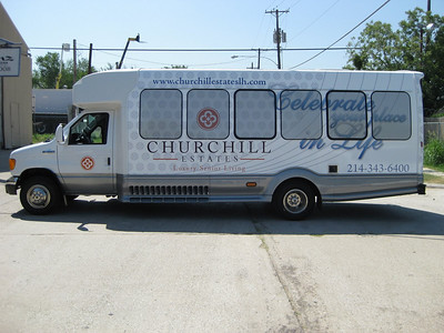 Churchill Estates Shuttle, Dallas, TX
